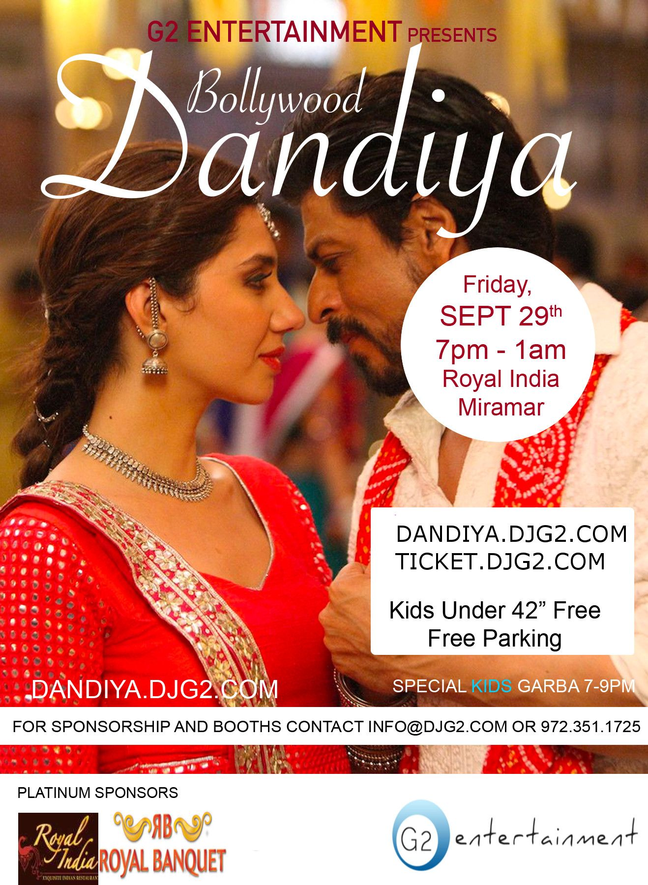 Bollywood Dandiya 2017